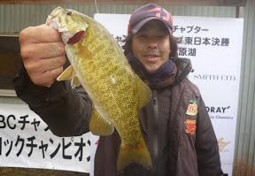 14位 川村祐二プロ 359g
