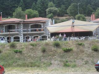 Ξενώνας Δημ. Παναγούλια -Κρύα Βρύση Βαλτεσινίκου