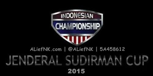 Indonesian Championship Torabika Jenderal Sudirman Cup 2015 - Mahaka, Torabika Duo, Mogu Mogu, Kuku Bima Ener-G!, BNI46, Pertamina, NET. - #TorabikaChampionship2015 [image by www.google.co.id]