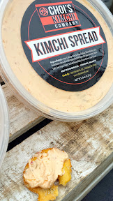 Choi's Kimchi, Kimchi cream cheese