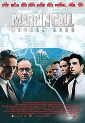 Oyunun Sonu film poster afis Oyunun Sonu   Margin Call (2011)