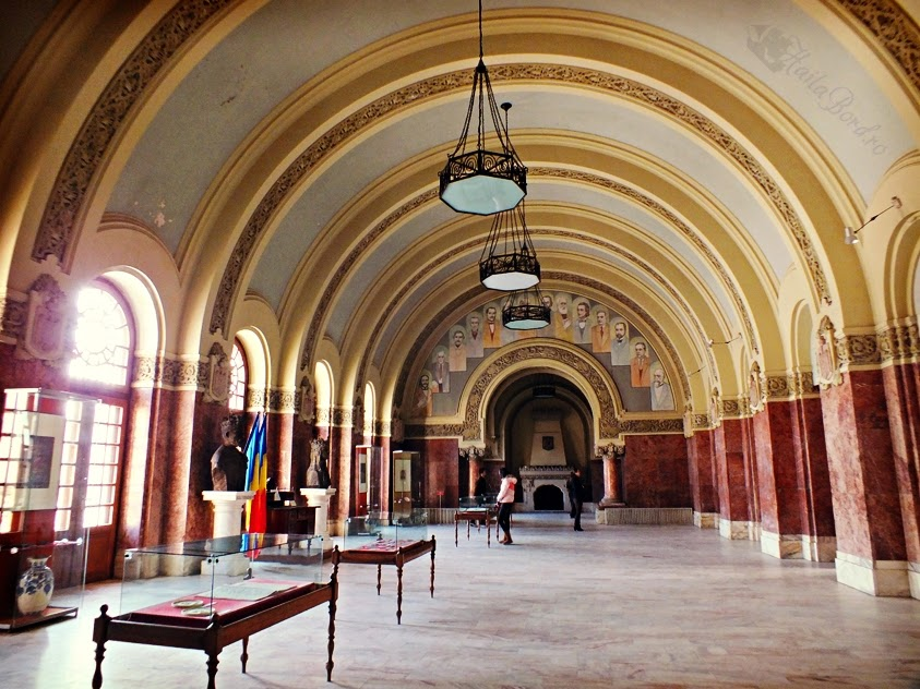sala unirii cetatea alba iulia