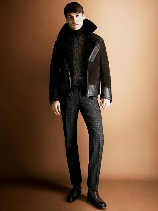 *Tom Ford男性最高指標2013AW形象:展現奢華復古紳士魅力 14