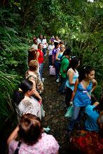 Festival del maiz en la Hacienda Buena Vista.