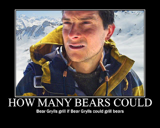 how many bears could Bear Grylls grill if Bear Grylls could grill bears, bear grylls, bear grylls how many bears, how many bears, how many bears grylls, how many bears bear grylls, bear grylls grills