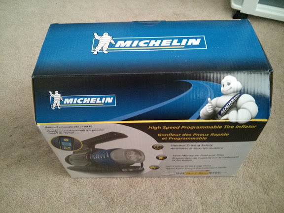 Costco Costco Michelin Programmable High Speed Inflator