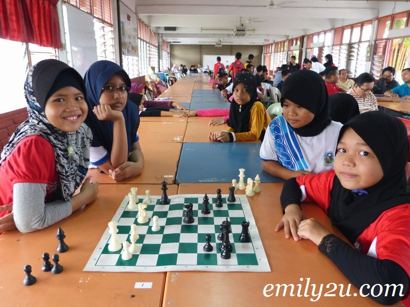 SMK Seri Putera / PICA Chess Tournament 2013