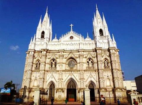Ciudad de Santa Ana, Catedral
