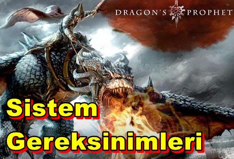 Dragons Prophet PC Sistem Gereksinimleri