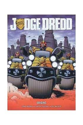 Juez Dredd Origins