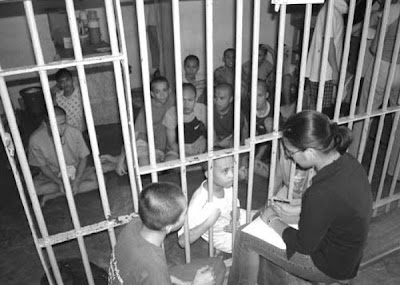 The Philippines' shame: secret jails for children