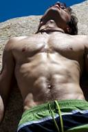 Hot Muscular Guys with Sexy Treasure Trails