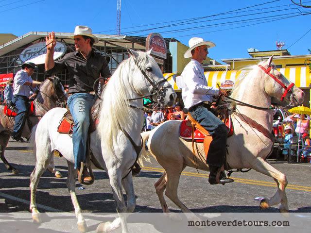 Tope Festival Costa Rica