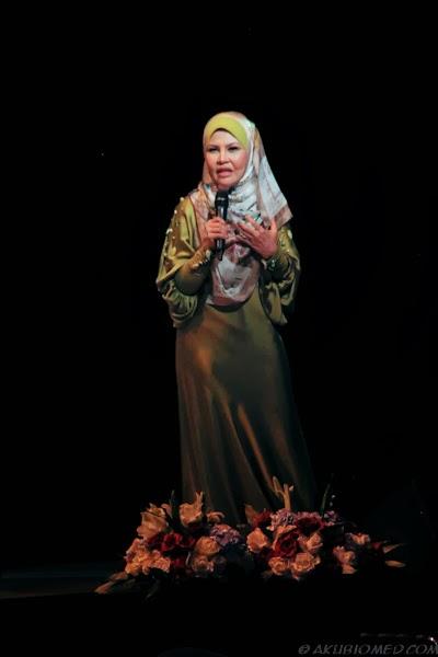 Pn. Rozita Ibrahim sendayu tinggi & Jamu Ratu Malaya