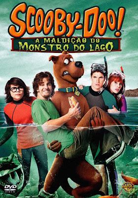 Filme Poster Scooby-Doo! A Maldição do Monstro do Lago DVDRip XviD Dual Audio & RMVB Dublado