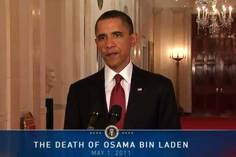 Osama Bin Laden ha muerto