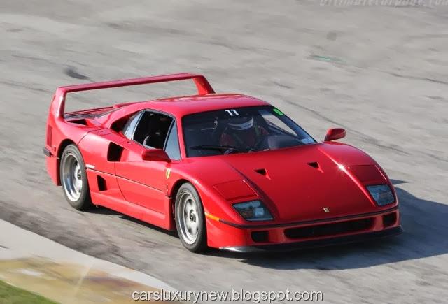 1987-1992 Ferrari F40 Fast and Loud