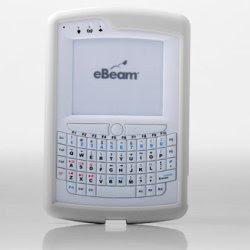 eBeam Engage - vezeték nélküli billentyűzet