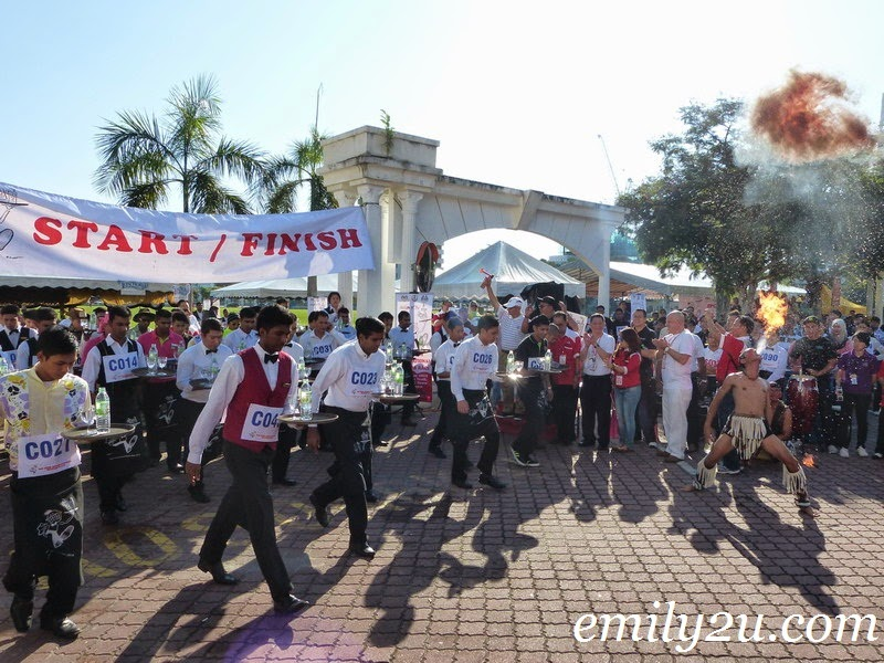2nd Ipoh International Waiters' Race