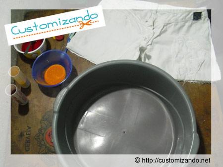 Como fazer dip dye com 2 cores de tinta