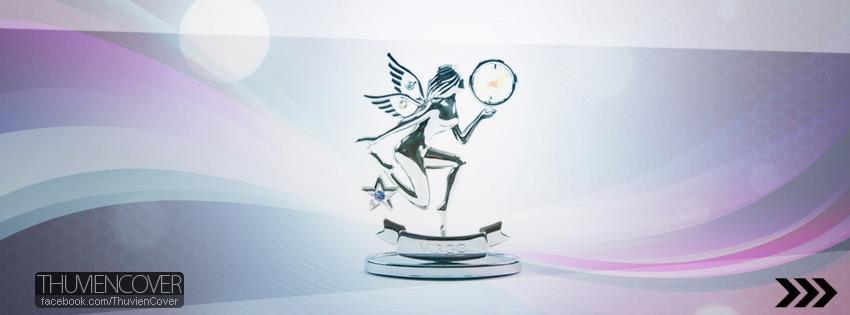 Ảnh bìa biểu tượng cung Xử Nữ