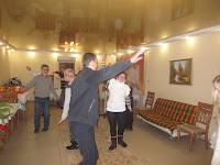 Фоторепортаж с тренинга по ньяса-йоге 12-18 февраля 2012г в Карпатах.760