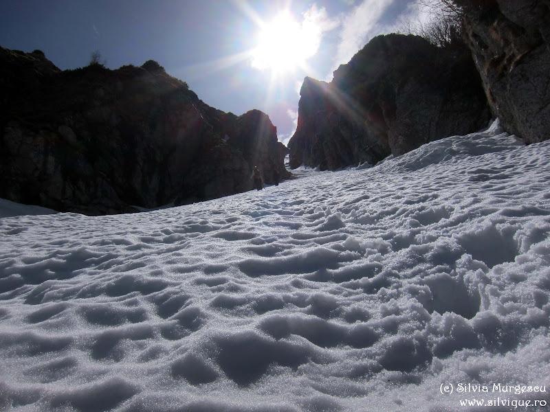 2014.04.24 - Bucegi - V. Bucsoiului si Valcelul Portitelor
