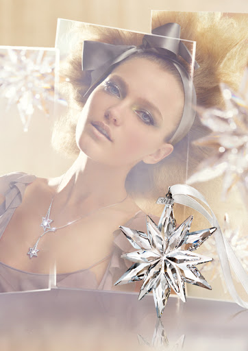 "Swarovski ""Be the Star"" Christmas 2011"