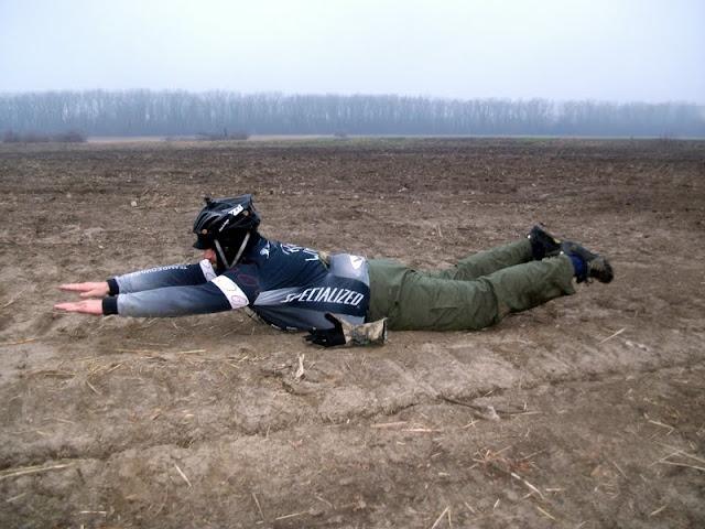 Planking Bob