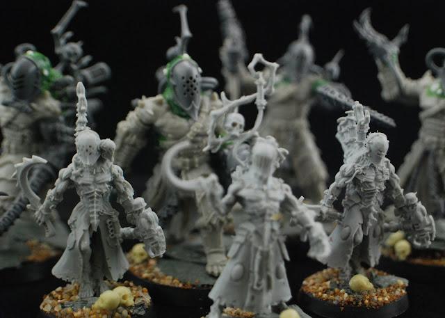 Dark Eldar Grotesque Conversions Grotesques_WIP_12