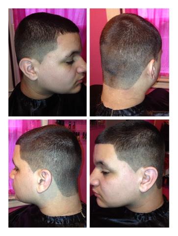 Crystallarose Beauty Easy Men S Fade Haircut Tutorial