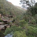 Glimpse down to Erskine Creek (144162)