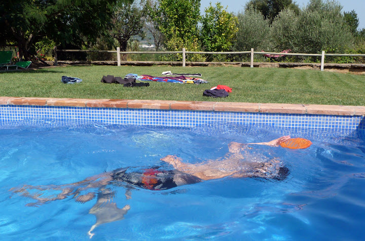 Momentos acuáticos, verano de 2011