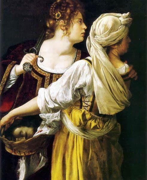 Orazio Gentileschi - Judith