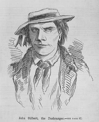 Jack John Gilbert bushranger
