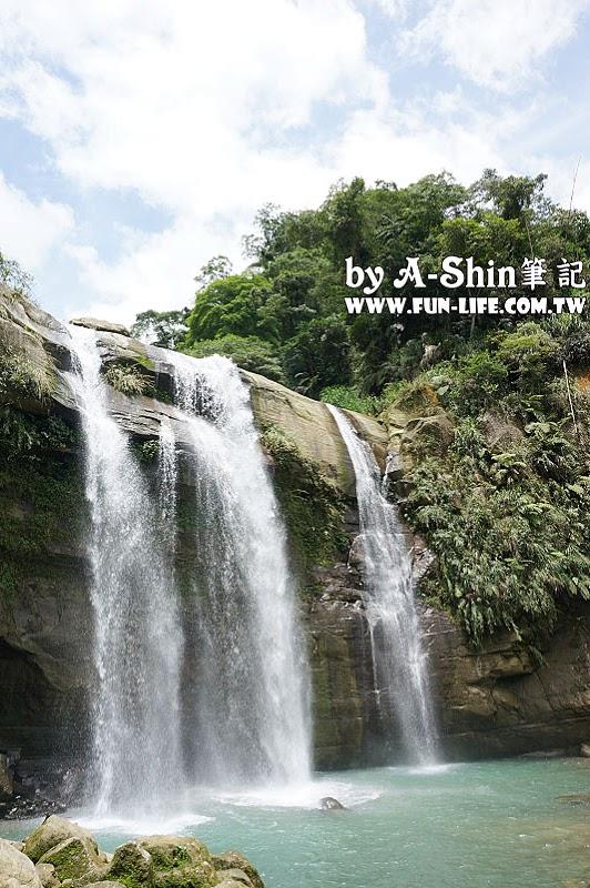 南投竹山遊-竹山天梯-太極峽谷-青龍瀑布39