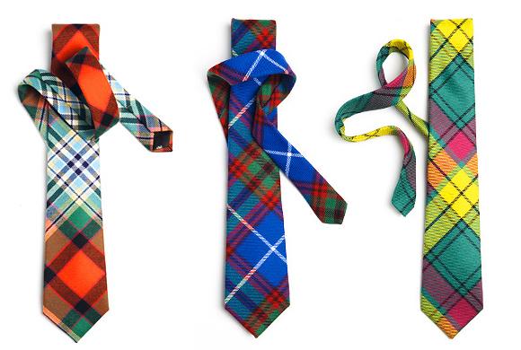 Languoti kaklaraiščiai