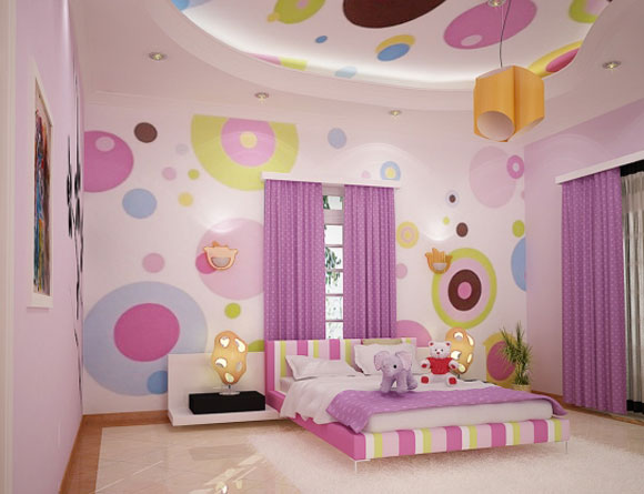 Purple in Tween and Teen Bedrooms - Design Dazzle