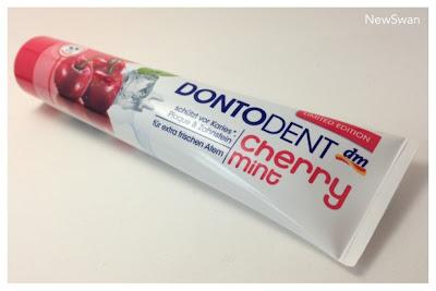 Dontodent Cherry Mint Zahnpasta