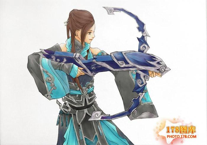 Loạt tranh vẽ ấn tượng của game thủ VLTK 3 Trung Quốc - Ảnh 6