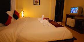 ห้อง Oriental room ของ the spa resort เกาะช้าง