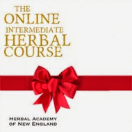 Intermediate Herbal Course Gift Certificate