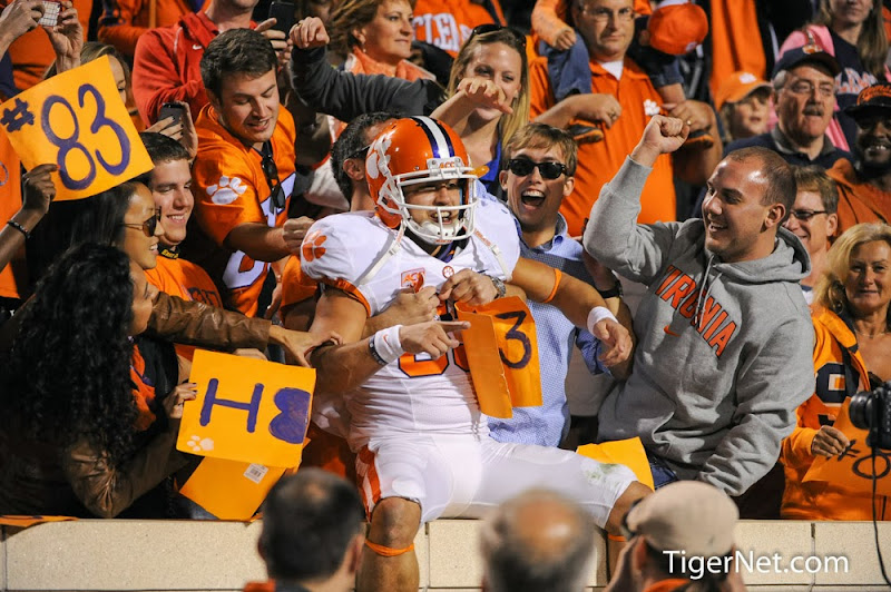Clemson vs Virginia Photos - 2013, Daniel Rodriguez, Football, Virginia