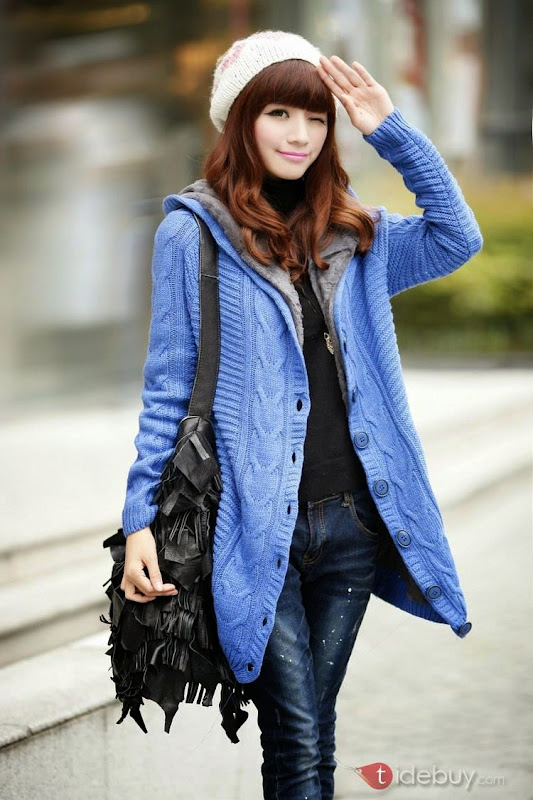 Fashionable Cardigan from Korea
