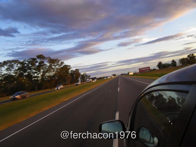 Ruta 2, camino a Mar del Plata