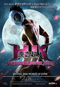 Siêu Nhân Quần Sịp - Hentai Kamen - Hk Forbidden Super Hero poster