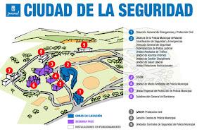 Comienzan las obras de la Ciudad de la Seguridad en la Casa de Campo