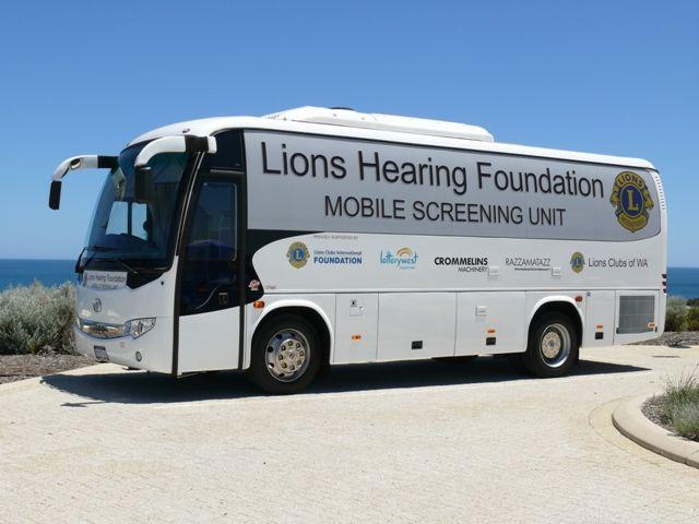 Hearing Bus