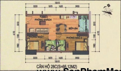 Tư vấn bố trí nội thất chuẩn cho căn hộ tầm trung-1