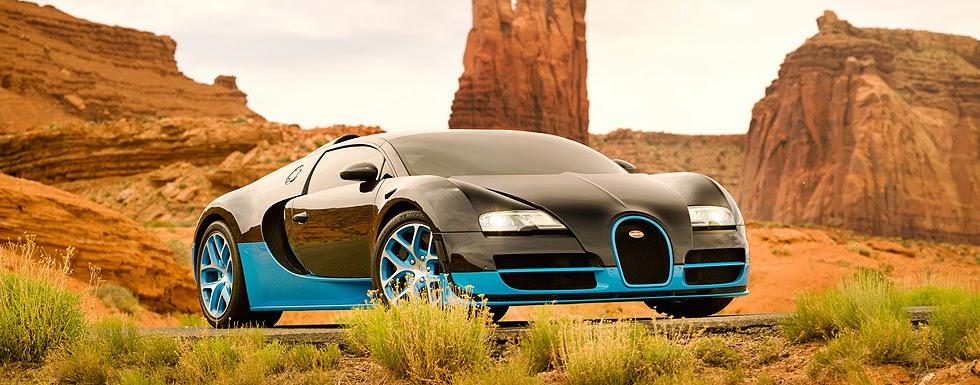 Transformers 4: Bugatti Grand Sport Vitesse